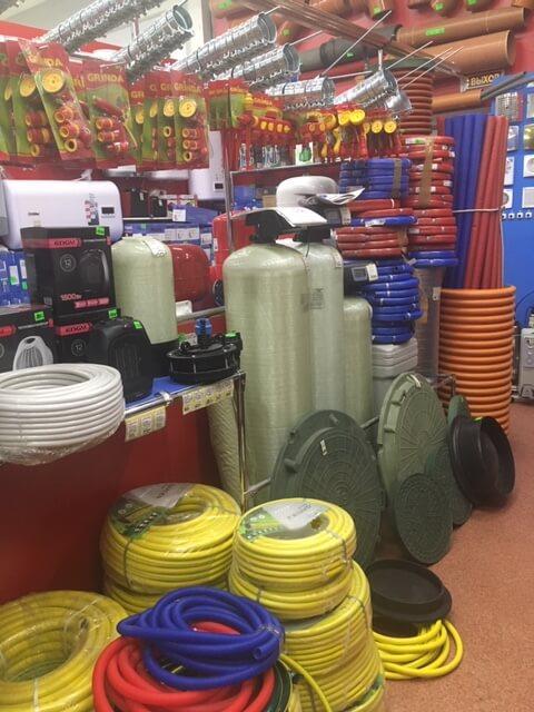 Магазин сантехники в Солнечногорске